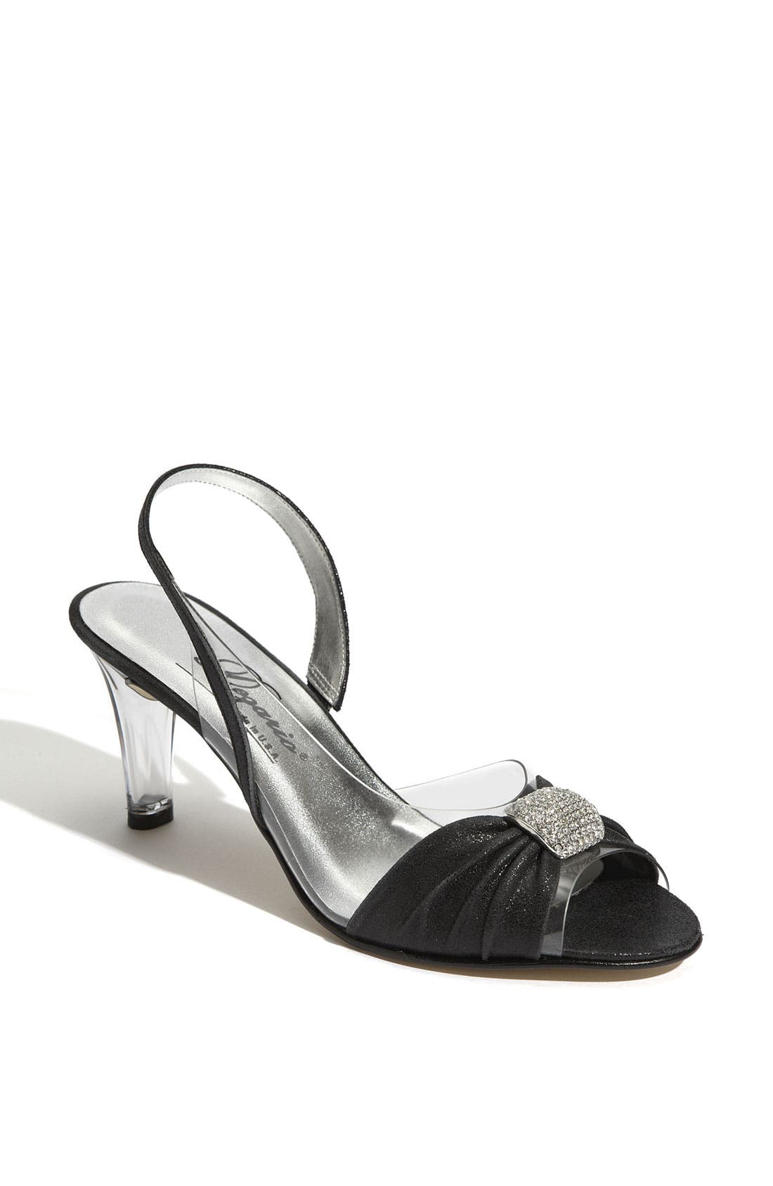 Alternate Image 1 Selected - Dezario 'Turban' Slingback Sandal