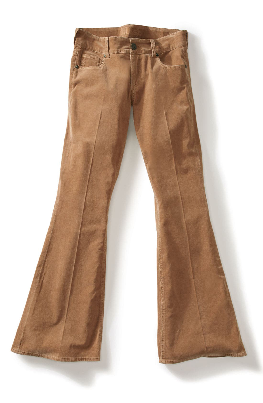Alternate Image 3  - KUT from the Kloth Flare Leg Corduroy Pants