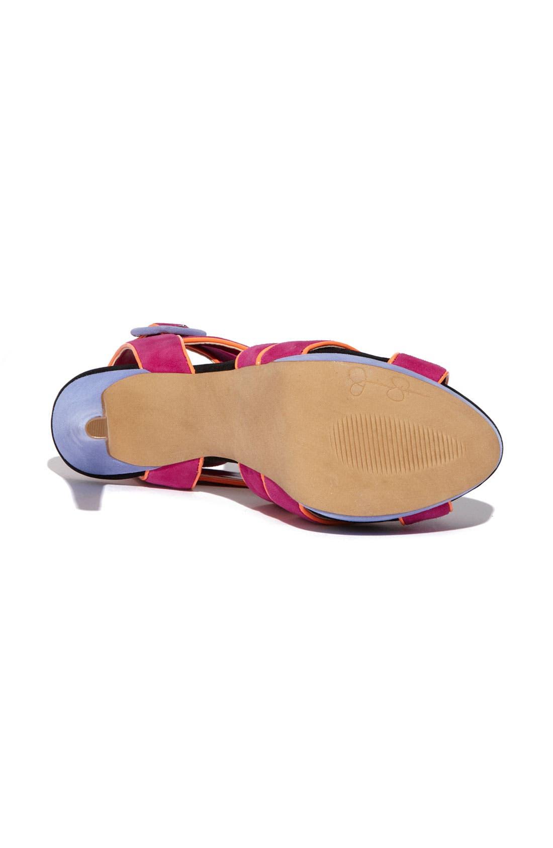 Alternate Image 4  - Jessica Simpson 'Evangela' Sandal
