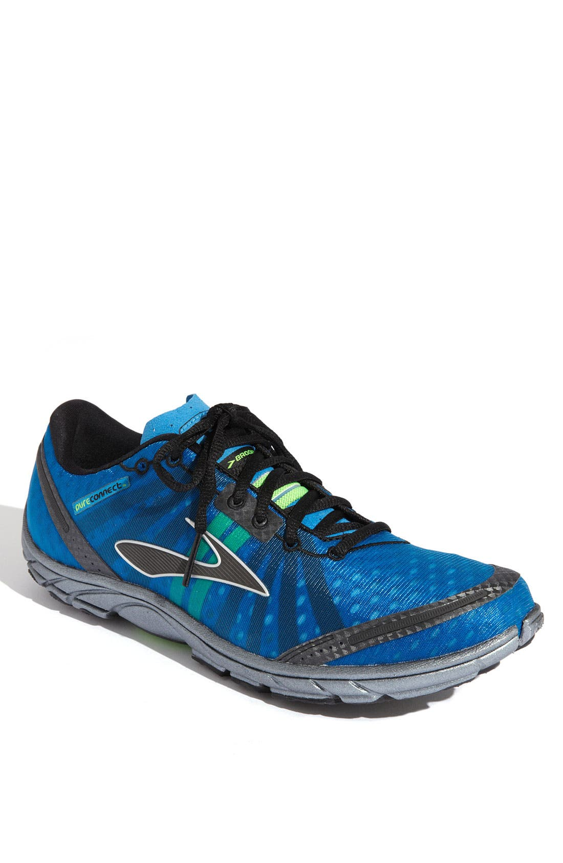 Alternate Image 1 Selected - Brooks 'PureConnect' Running Shoe (Men)