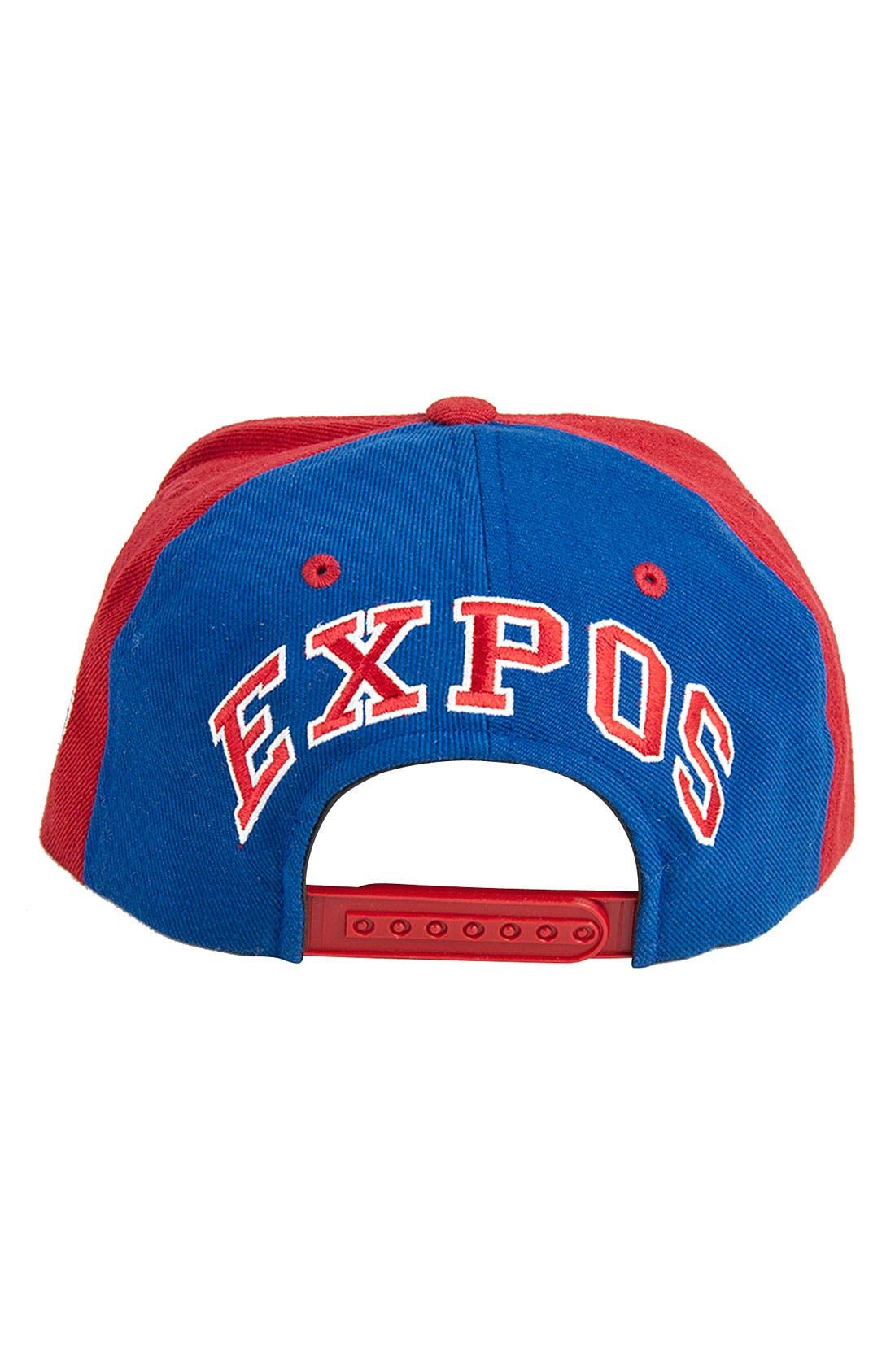 Alternate Image 2  - American Needle 'Blockhead Expos' Snapback Baseball Cap