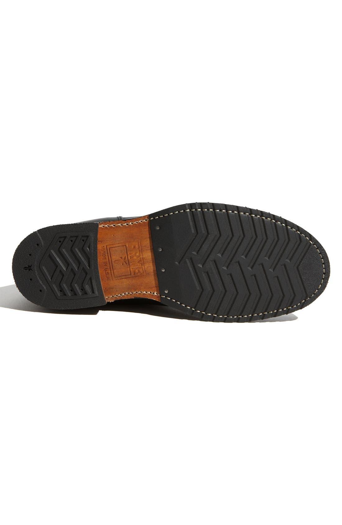 Alternate Image 4  - Frye 'Rand' Engineer Boot (Men)