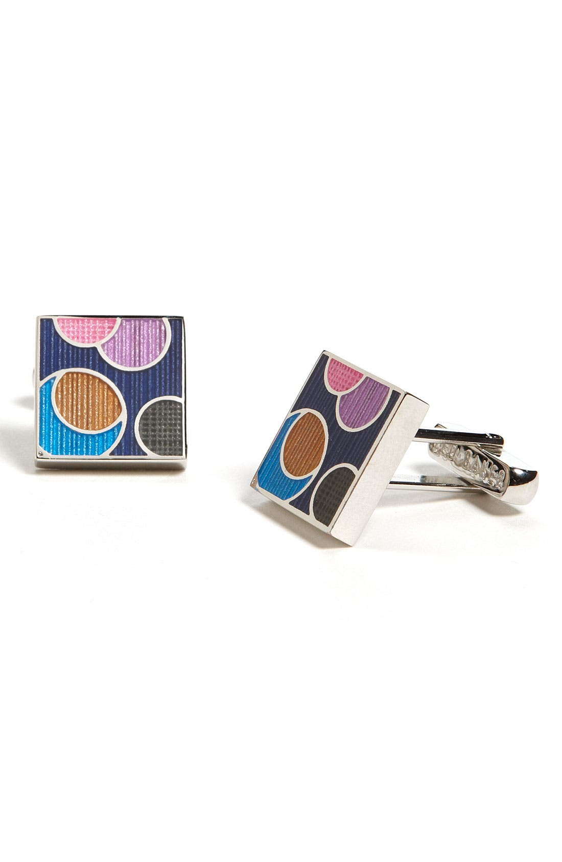 Alternate Image 1 Selected - Ted Baker London Circular Pattern Cuff Links