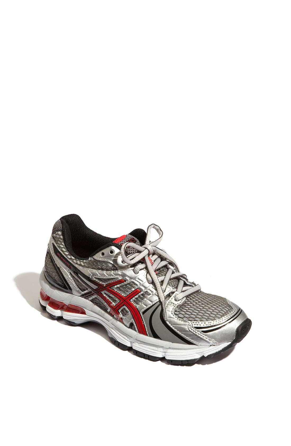Alternate Image 1 Selected - ASICS® 'GEL-Kayano® 18 GS' Running Shoe (Big Kid)