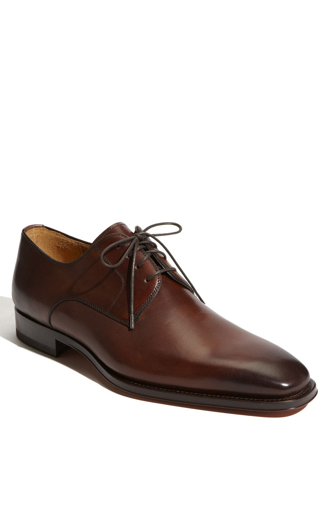 MAGNANNI 'Colo' Plain Toe Derby