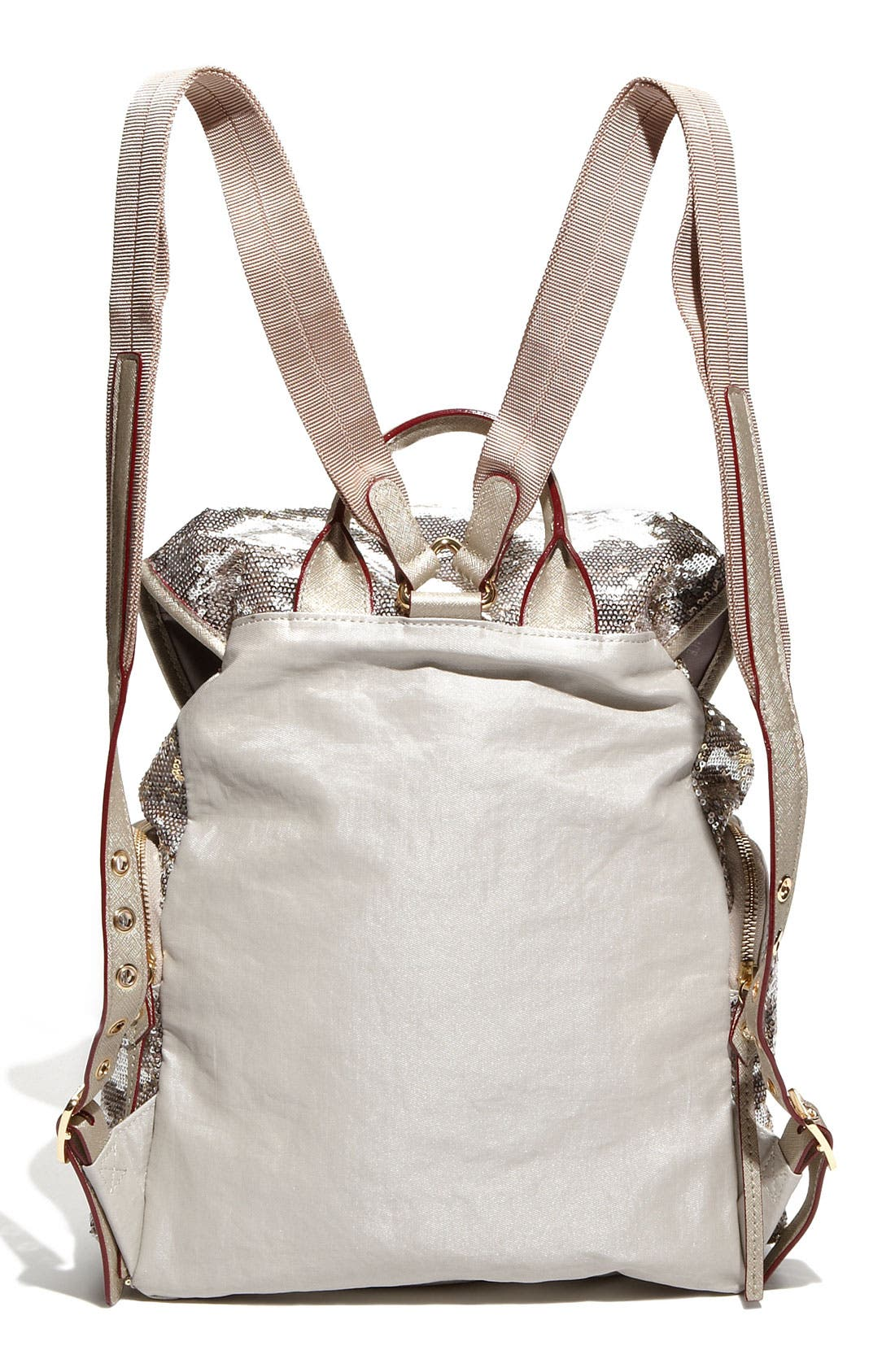 Alternate Image 4  - MZ Wallace 'Marlena' Sequined Backpack