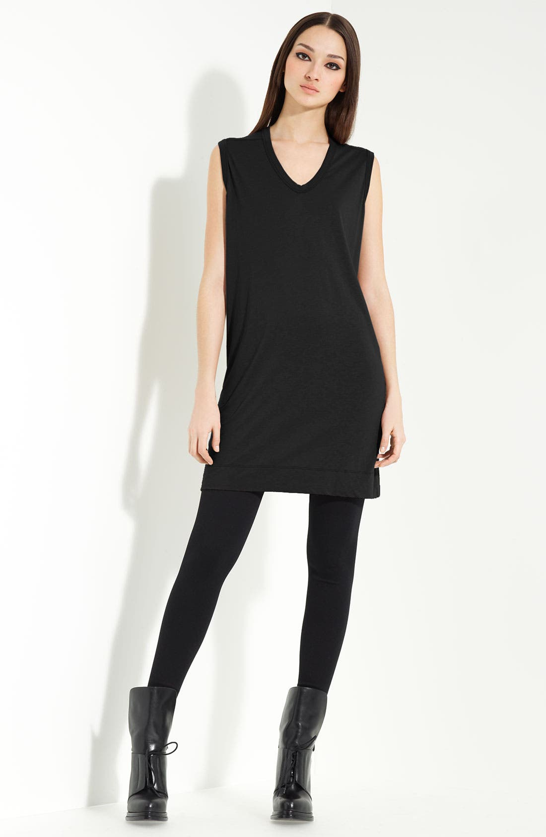 Alternate Image 1 Selected - Rick Owens Lilies Jersey Tunic