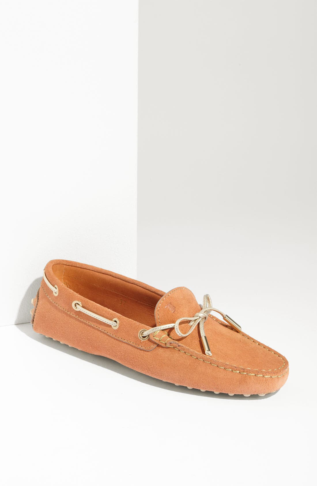 Main Image - Tod's 'Heaven Laccetto' Driving Moccasin