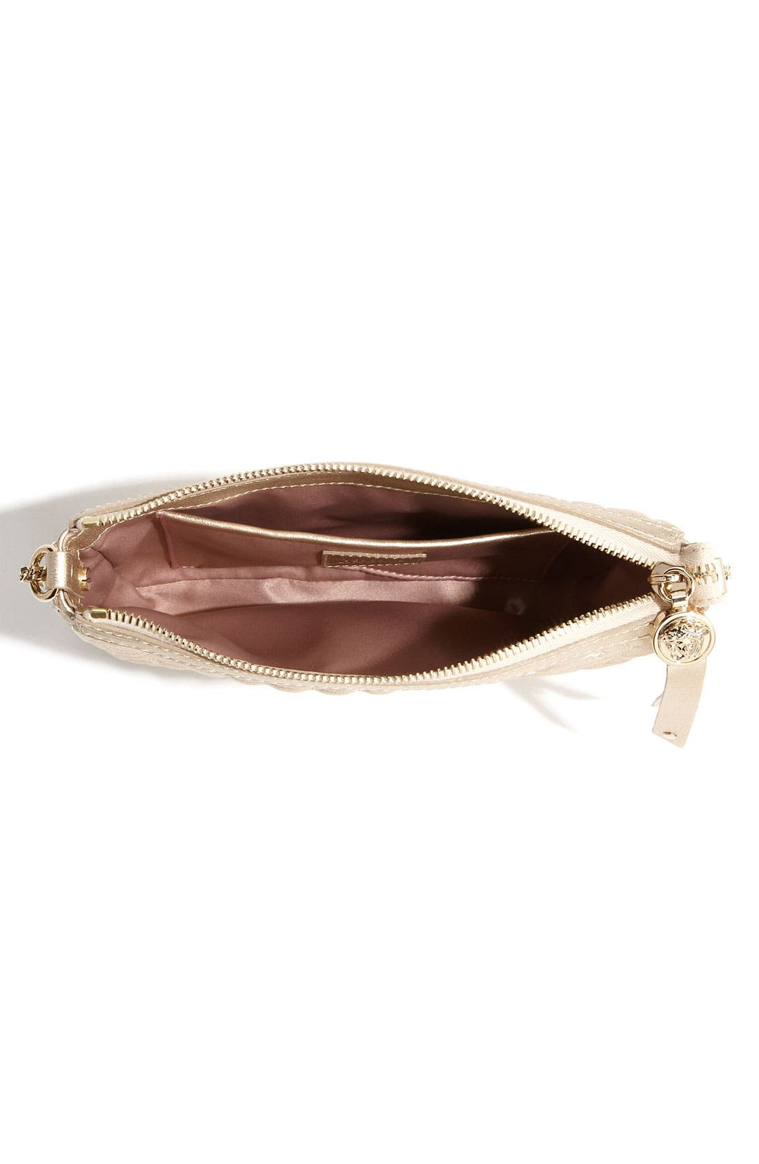 Alternate Image 3  - Versace 'Vanitas' Embroidered Leather Crossbody Bag