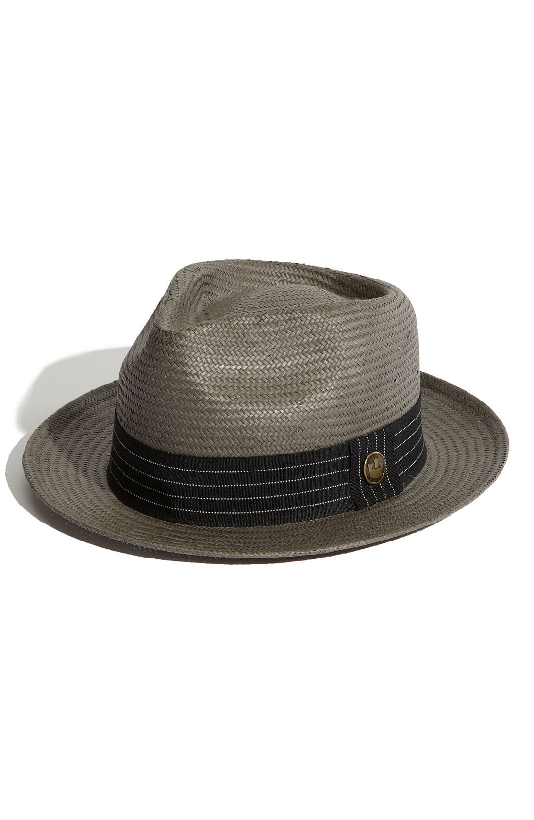 Main Image - Goorin Brothers 'Snare' Straw Fedora