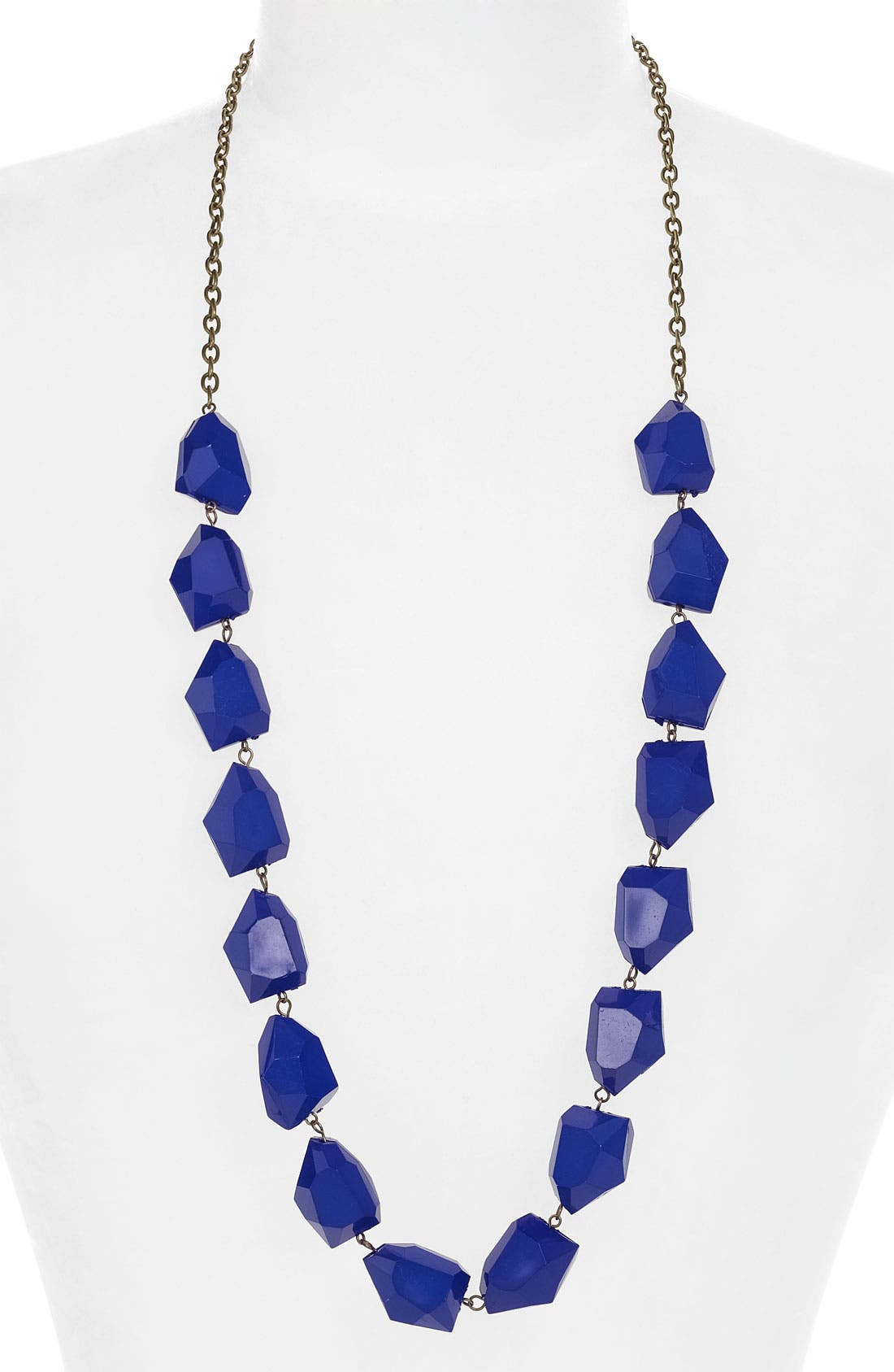 Main Image - Stephan & Co. Cobalt Necklace
