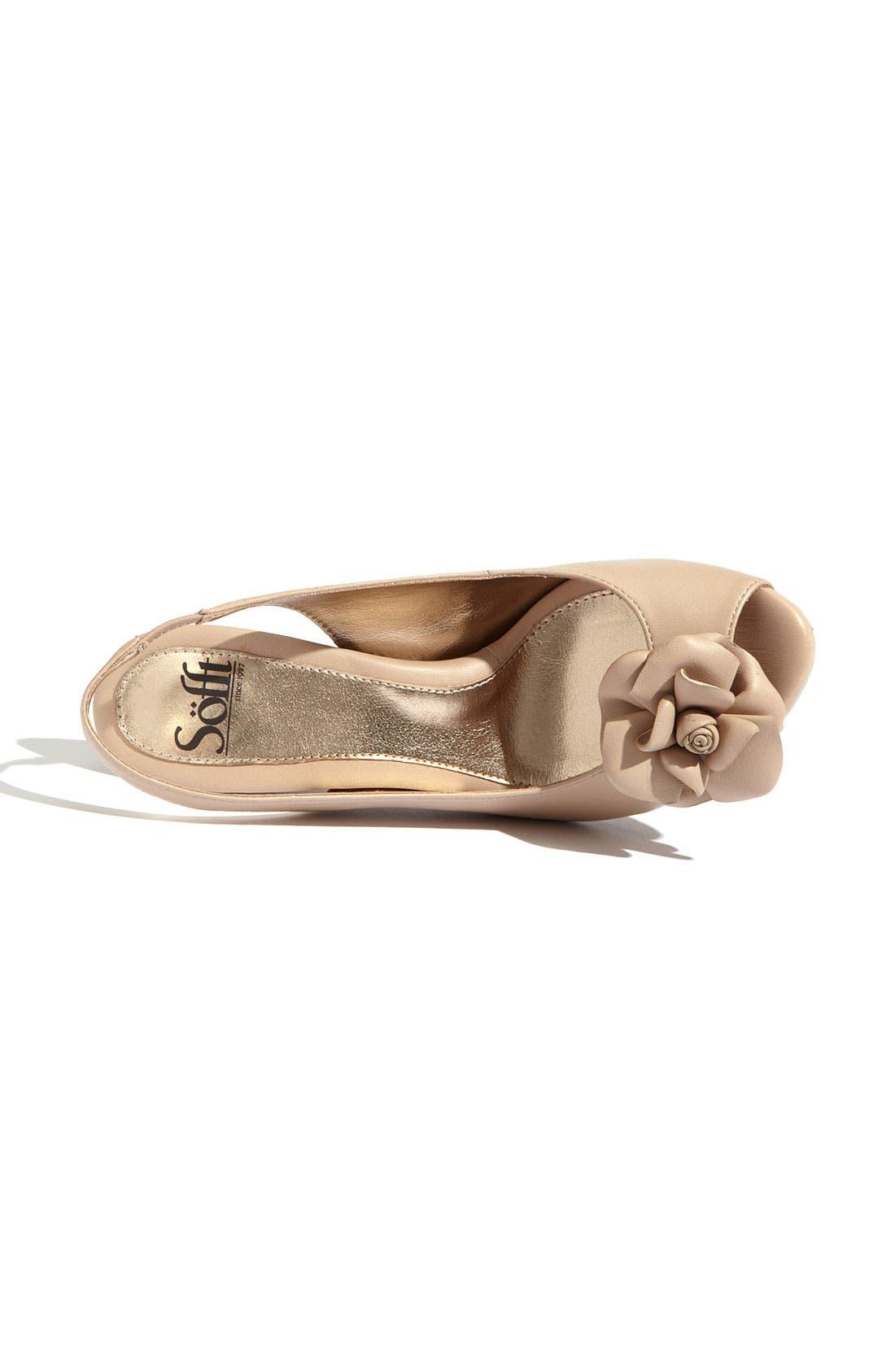 Alternate Image 3  - Söfft 'Gironne' Slingback Sandal