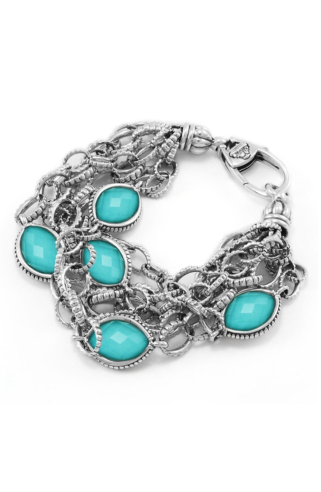 Alternate Image 1 Selected - Lagos Chain Link Bracelet