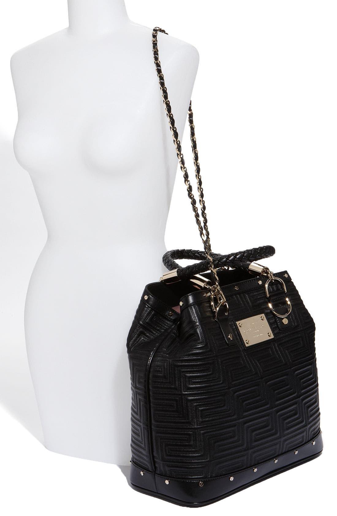 Alternate Image 2  - Versace 'Couture' Top Handle Shoulder Bag