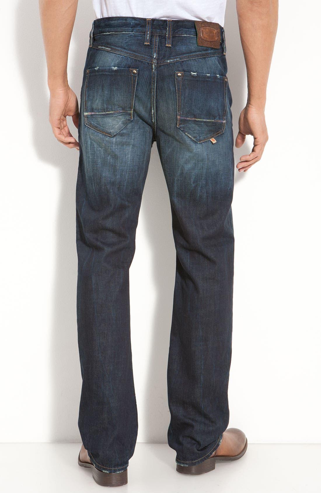 Alternate Image 2  - Robert Graham Jeans 'Yates' Classic Fit Jeans (Atlantic)