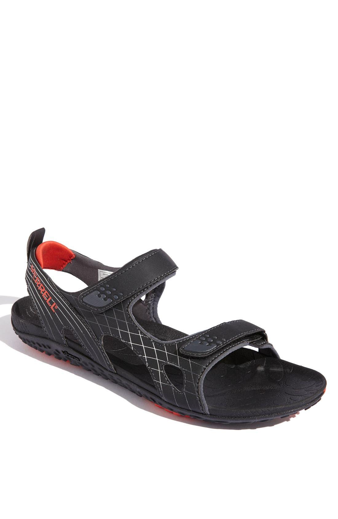 Alternate Image 1 Selected - Merrell 'Aqua Wrap' Water Sandal