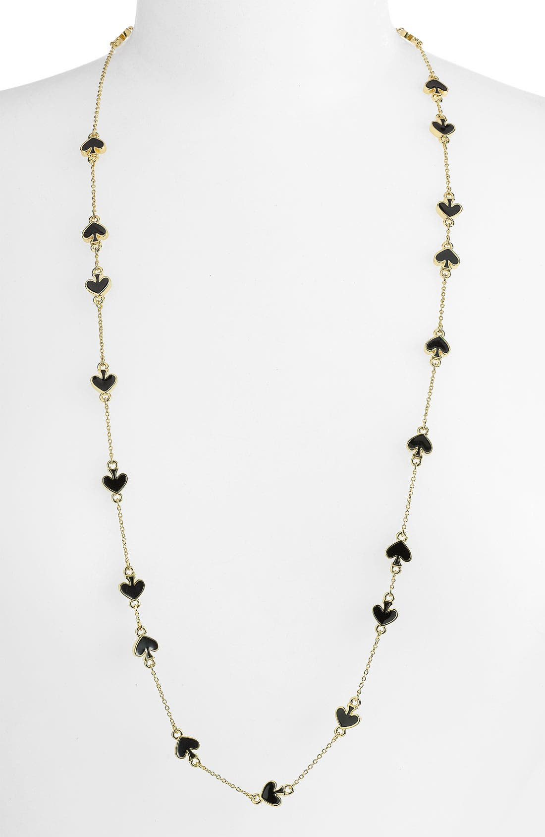 Alternate Image 1 Selected - kate spade new york 'spade to spade' station necklace