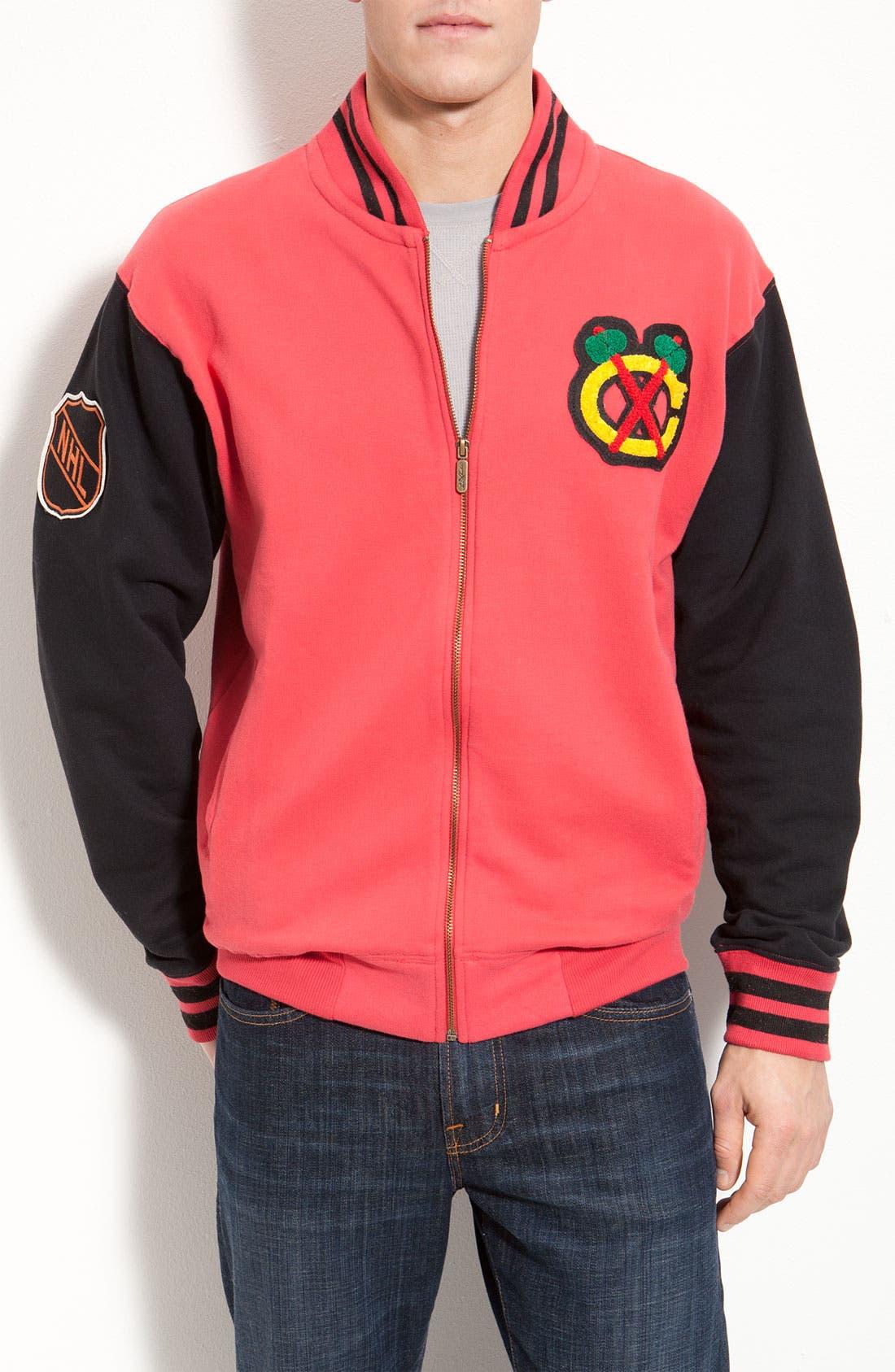 Main Image - Red Jacket 'Homeroom Blackhawks' Jacket