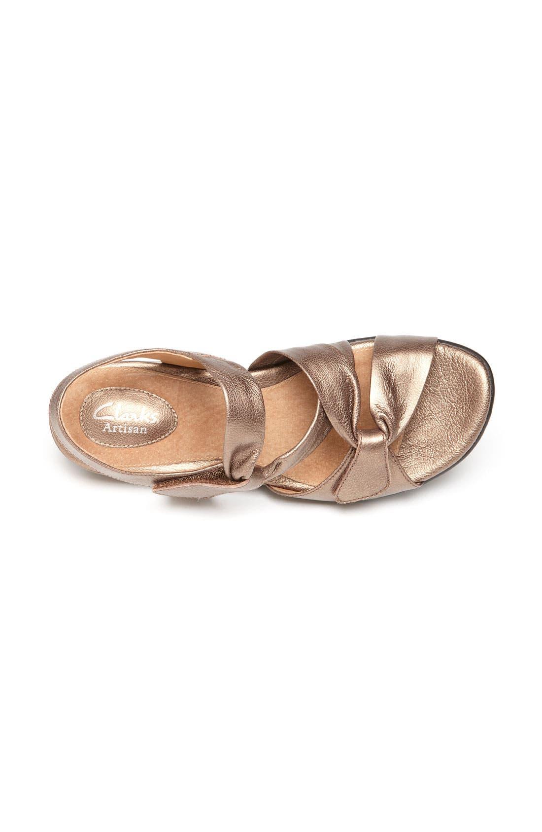 Alternate Image 3  - Clarks® 'Lucena' Sandal