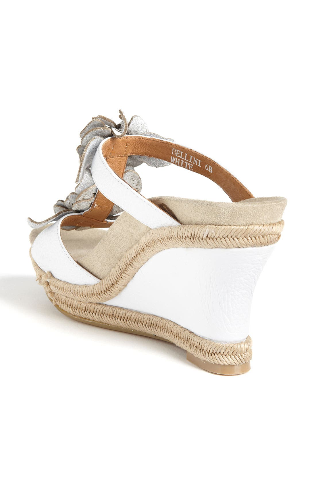 Alternate Image 2  - Earthies® 'Bellini' Wedge Sandal (Exclusive)