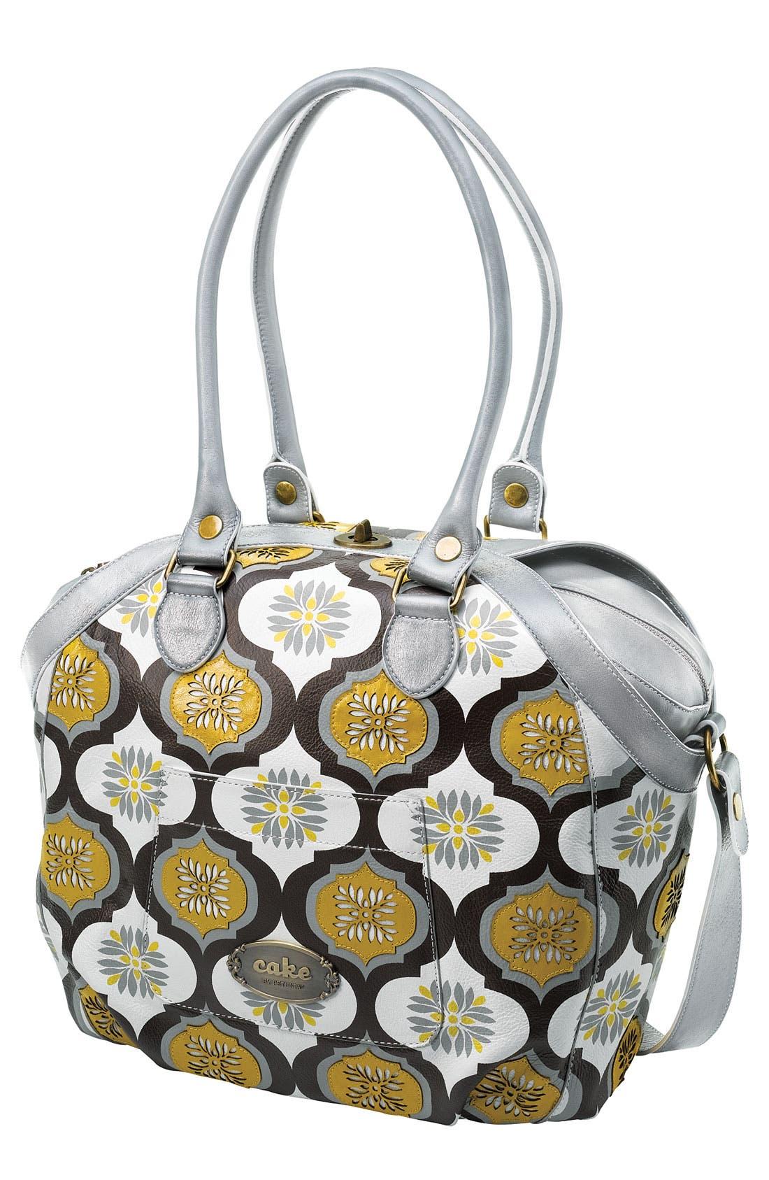 Alternate Image 1 Selected - Petunia Pickle Bottom 'Hampton Holdall' Diaper Bag