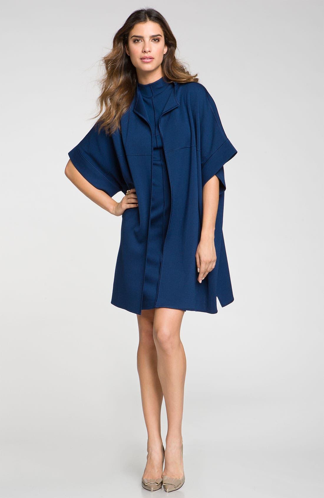 Main Image - St. John Collection Jacket & Knit Sheath Dress