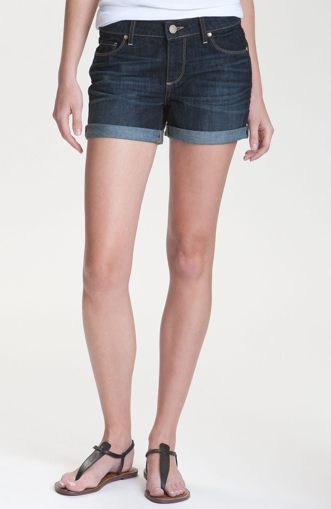 Main Image - Paige Denim 'Jimmy Jimmy' Boyfriend Shorts