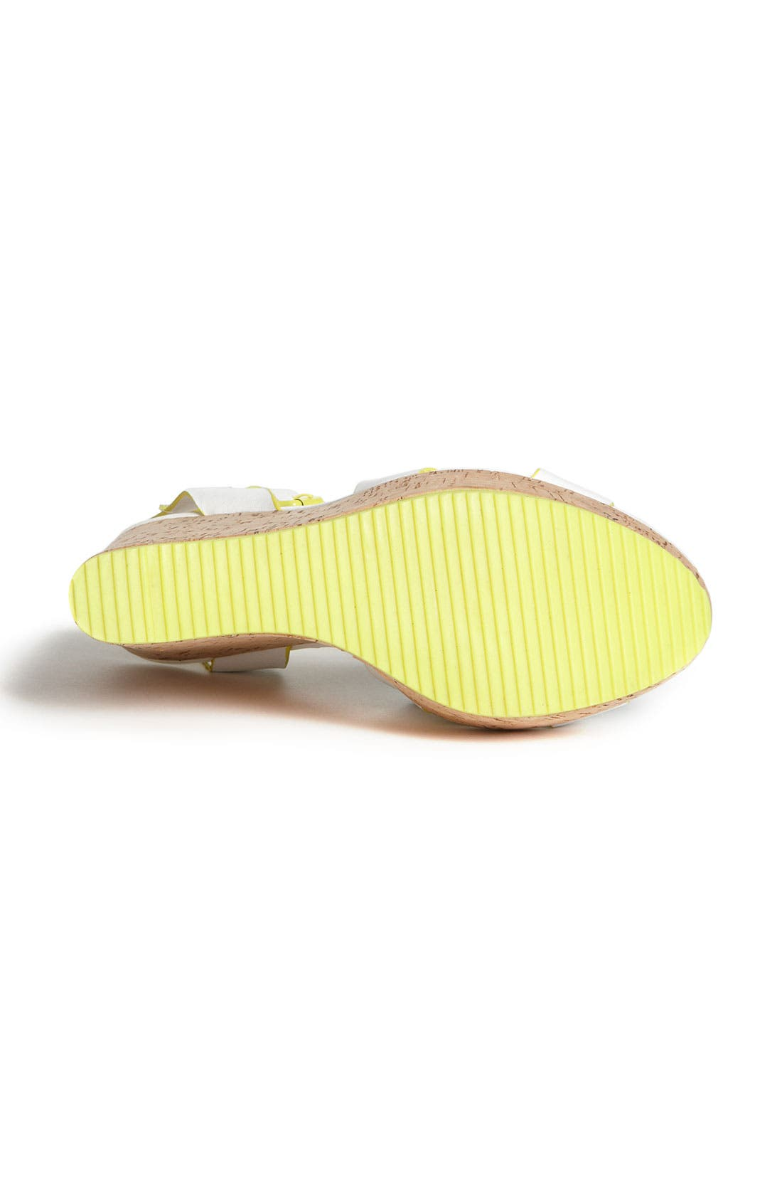 Alternate Image 4  - ALDO 'Brimfield' Wedge Sandal