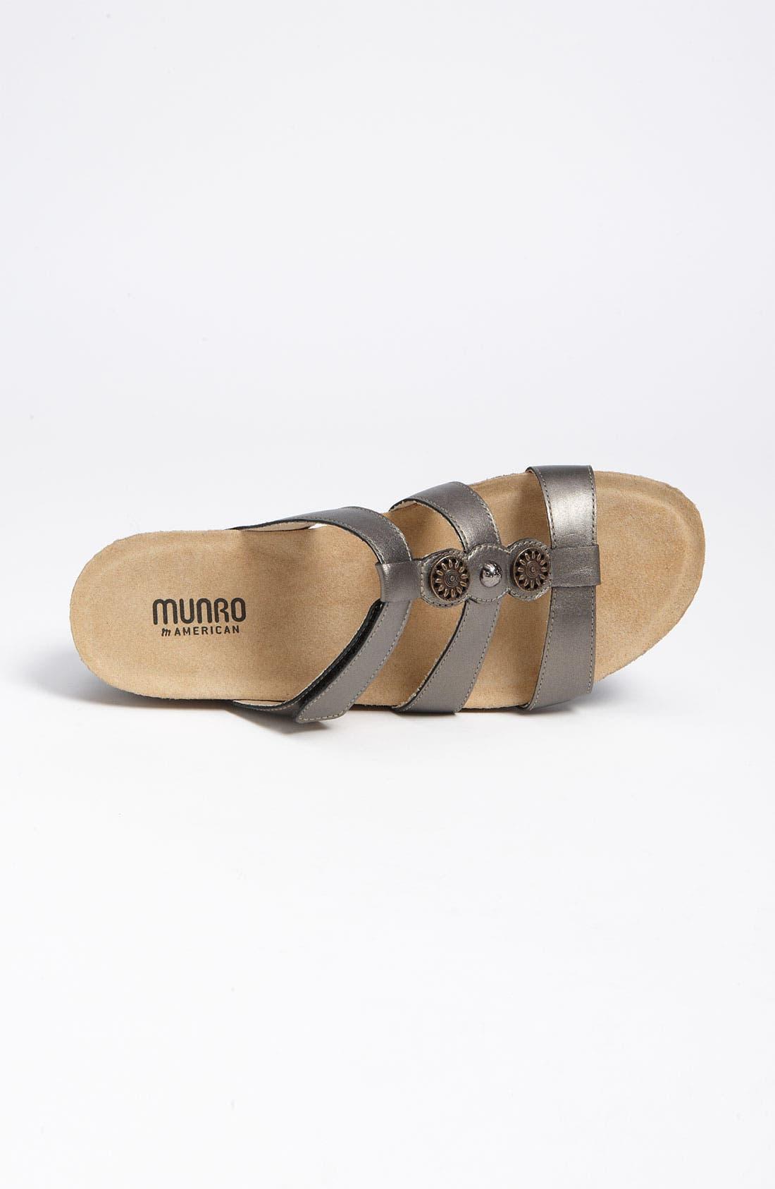 Alternate Image 3  - Munro 'Virgo' Sandal