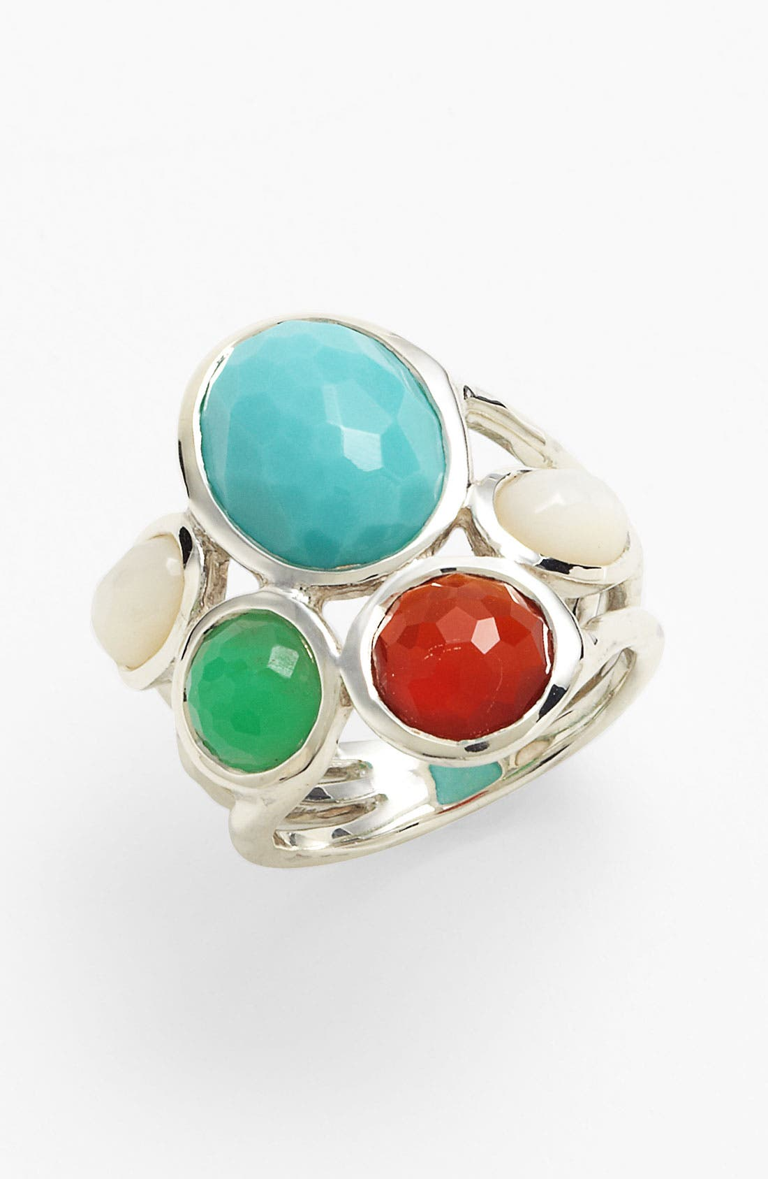 Alternate Image 1 Selected - Ippolita 'Grotto' Cluster Statement Ring