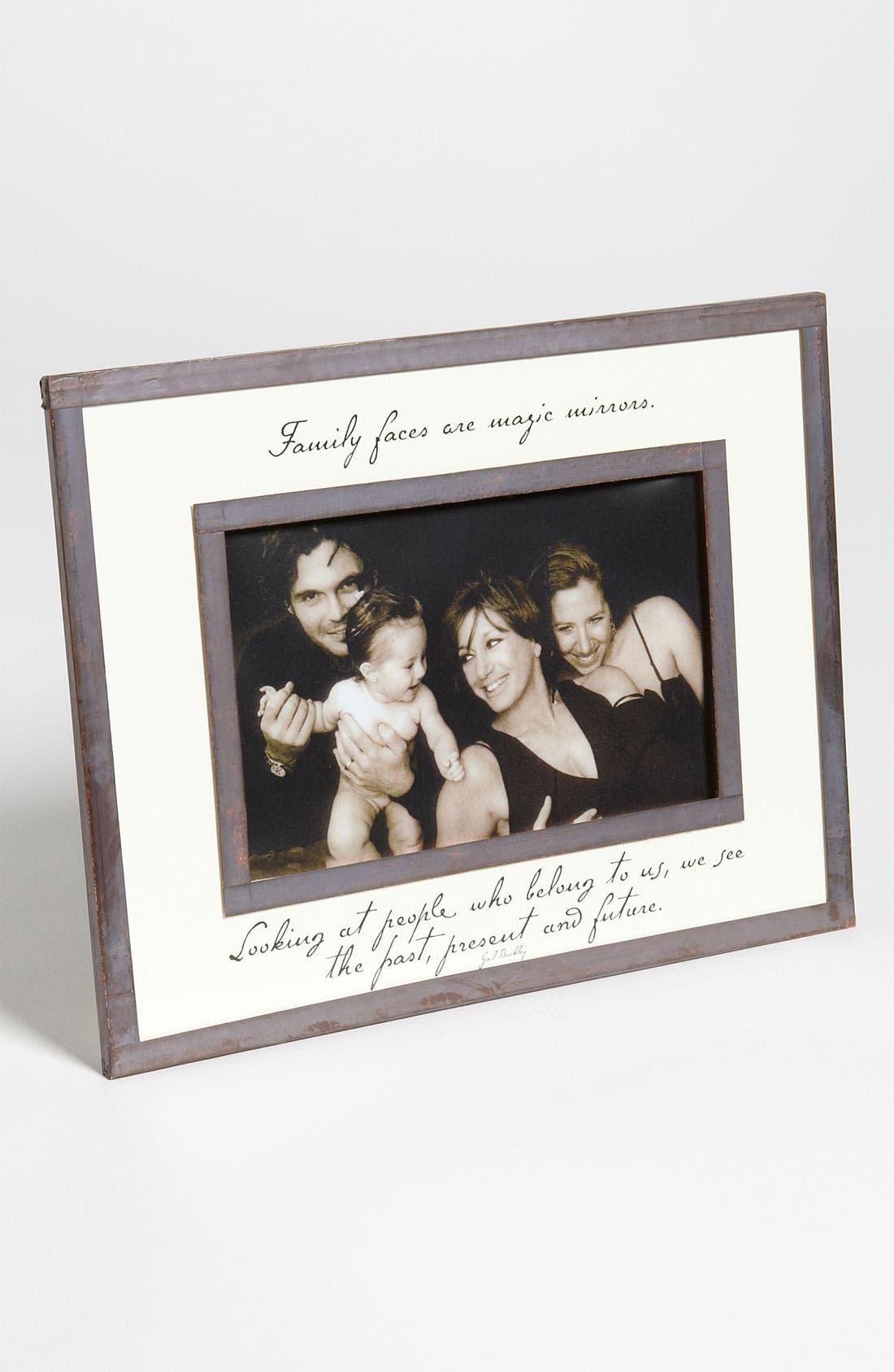 Main Image - Ben's Garden 'Family Faces' Picture Frame