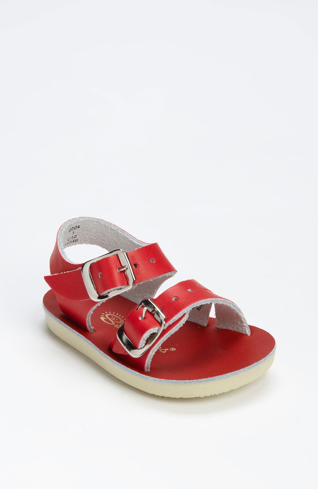 Salt Water Sandals by Hoy 'Sea Wee' Sandal (Baby)