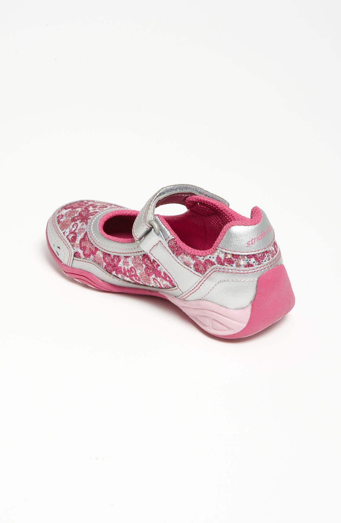 Alternate Image 2  - Stride Rite 'Sapphire' Light-Up Sneaker (Walker, Toddler & Little Kid)