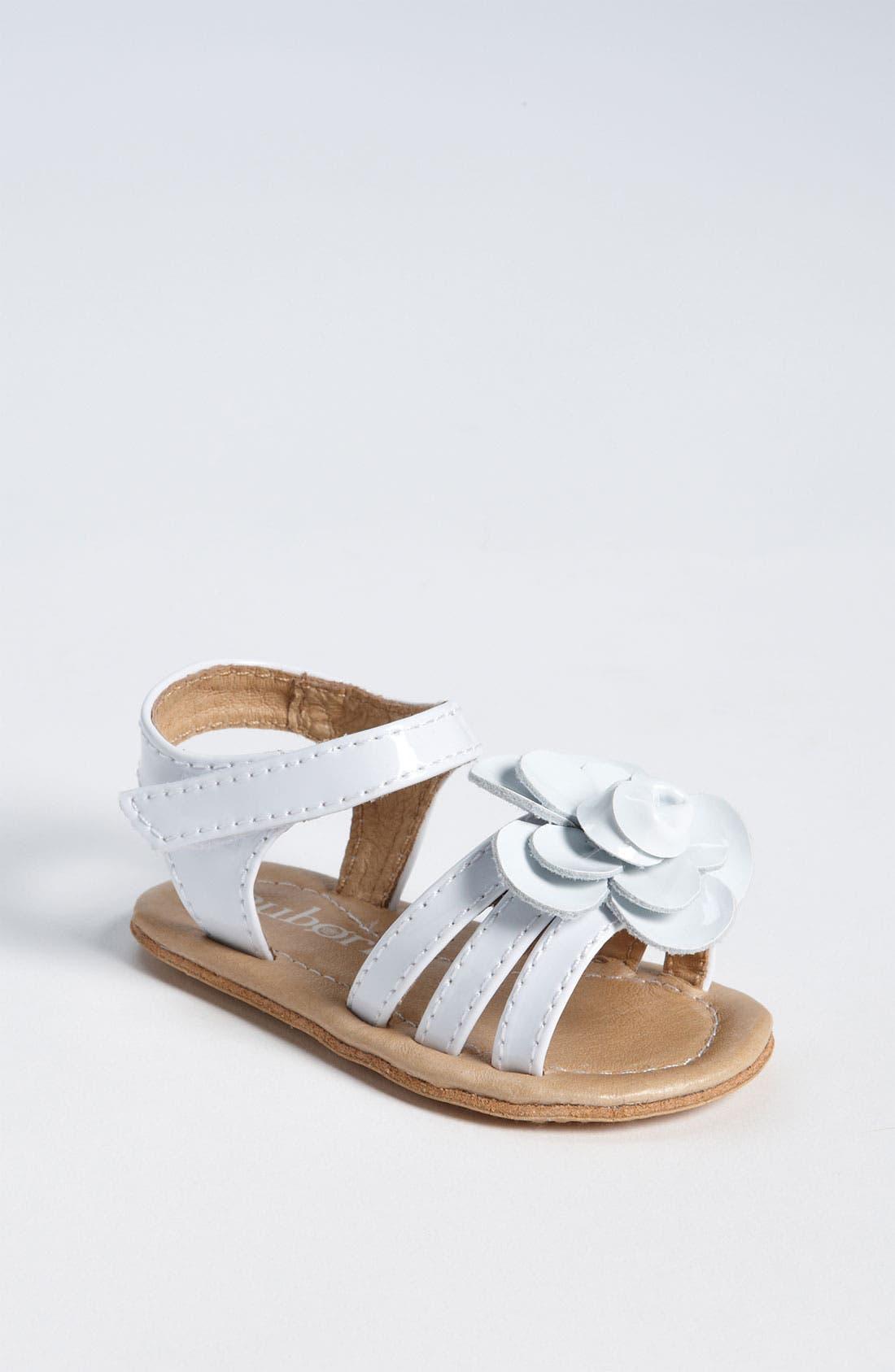 Main Image - Nubørn 'Dahlia' Sandal (Baby)