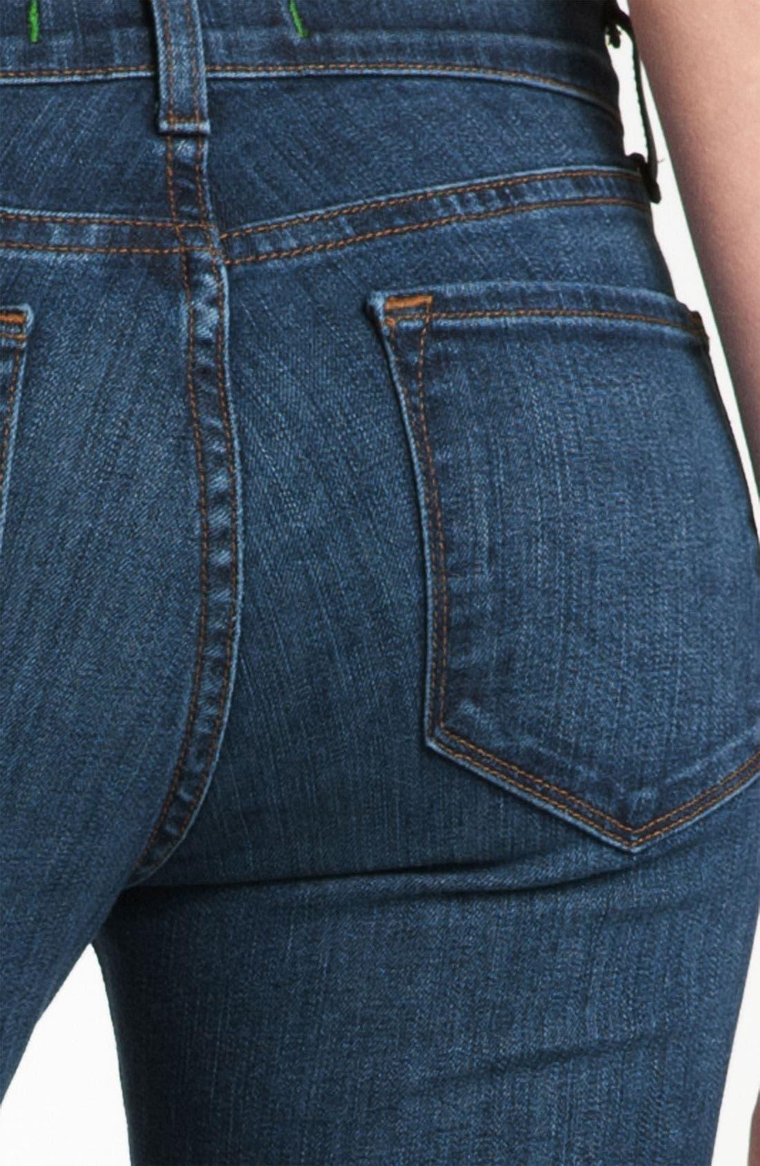 Alternate Image 3  - J Brand '811' Skinny Stretch Jeans (Vivid)