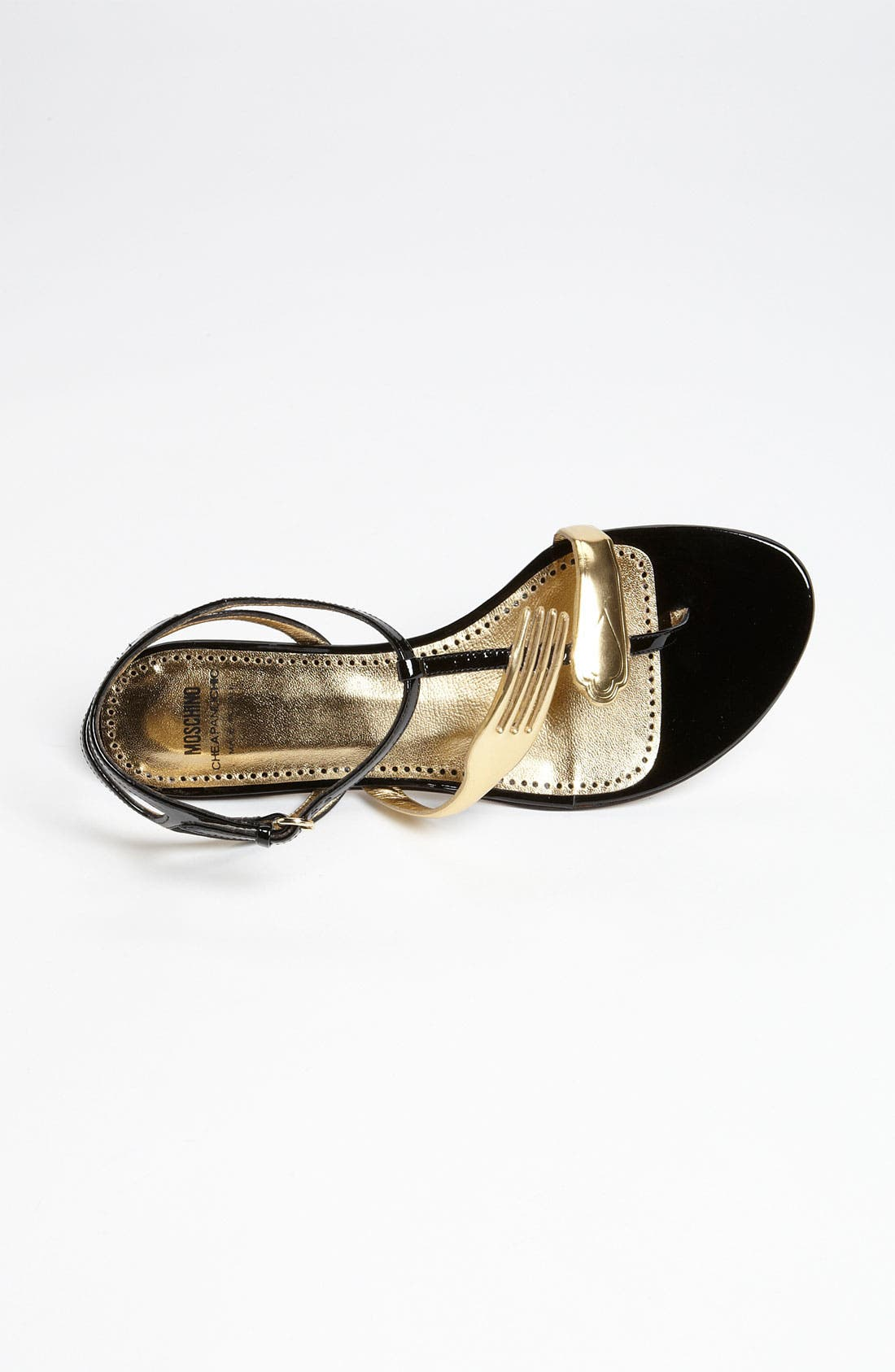 Alternate Image 3  - Moschino Cheap & Chic 'Utensil' Sandal
