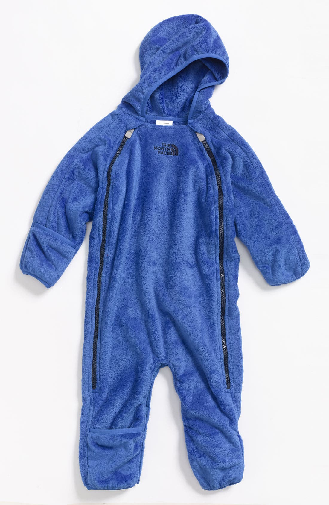 Alternate Image 1 Selected - The North Face 'Buttery' Fleece Bunting (Infant) (Nordstrom Exclusive)