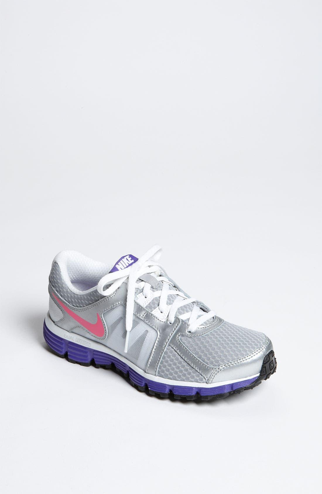 Alternate Image 1 Selected - Nike 'Dual Fusion ST 2' Running Shoe (Toddler, Little Kid & Big Kid)