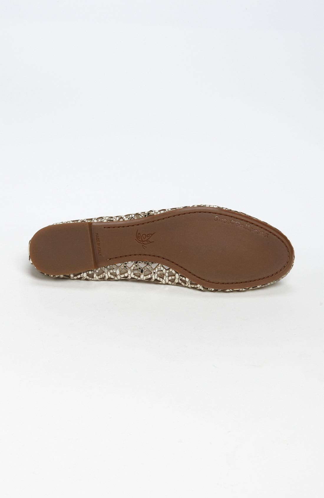 Alternate Image 4  - Sweet Ballerina '1231' Ballet Flat