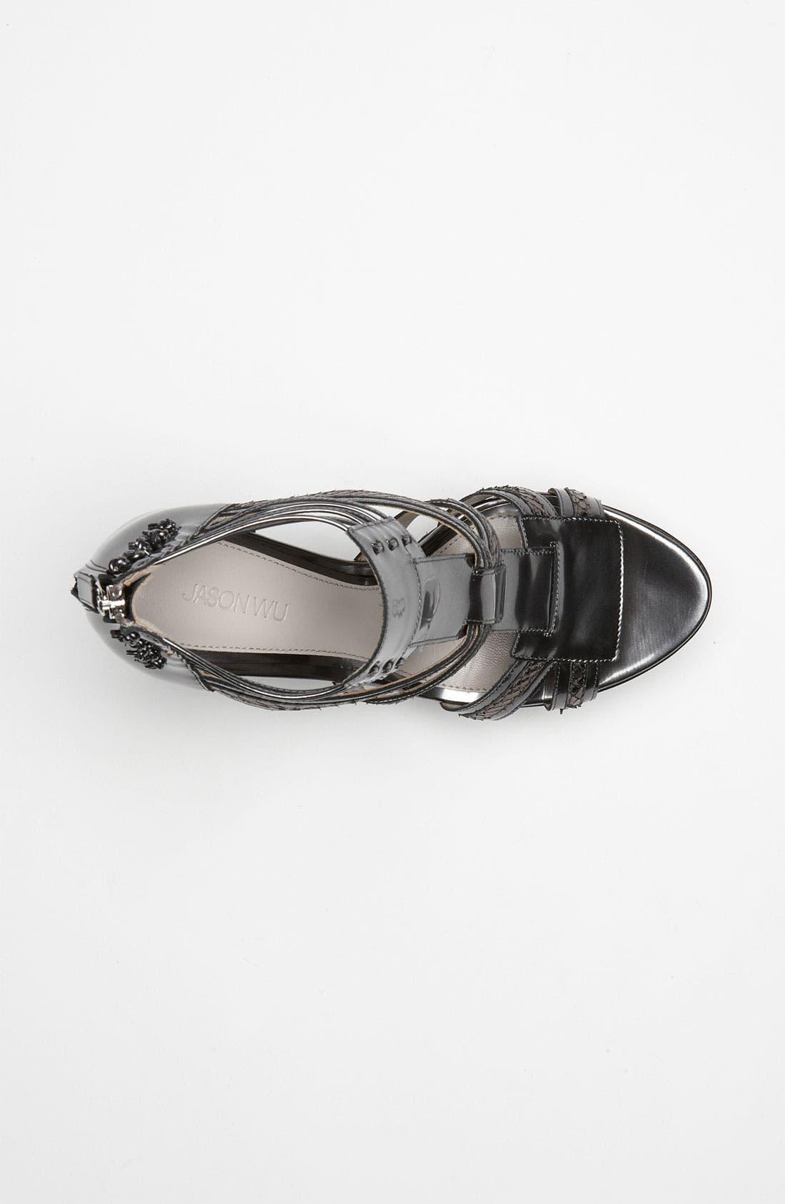 Alternate Image 3  - Jason Wu Caged Sandal