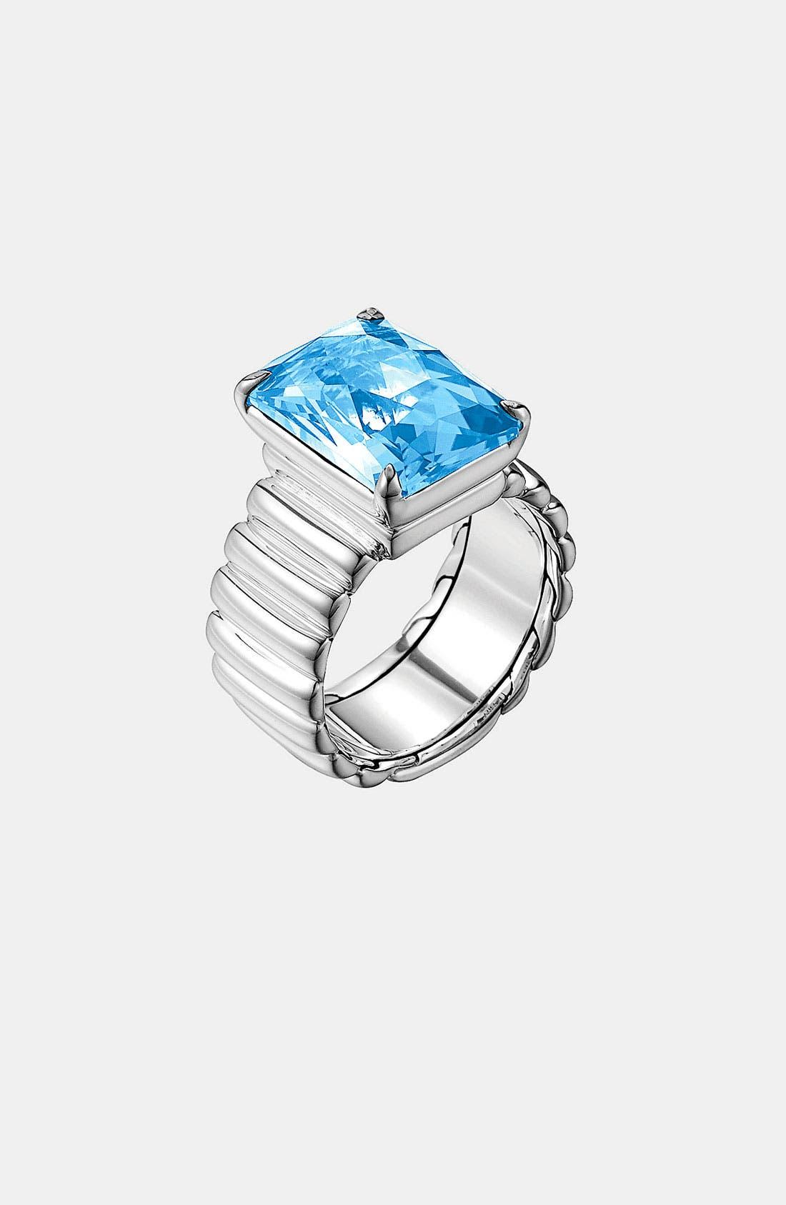 Alternate Image 1 Selected - John Hardy 'Bedeg' Wide Ring