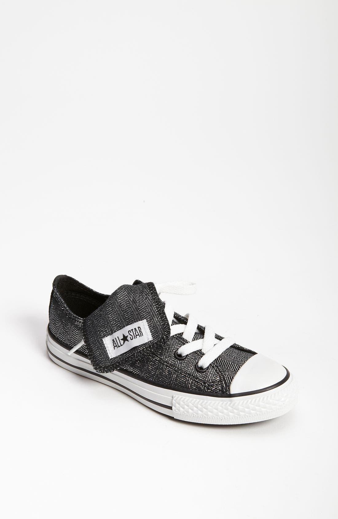 Alternate Image 1 Selected - Converse 'Sparkle' Mega Tongue Sneaker (Toddler, Little Kid & Big Kid)