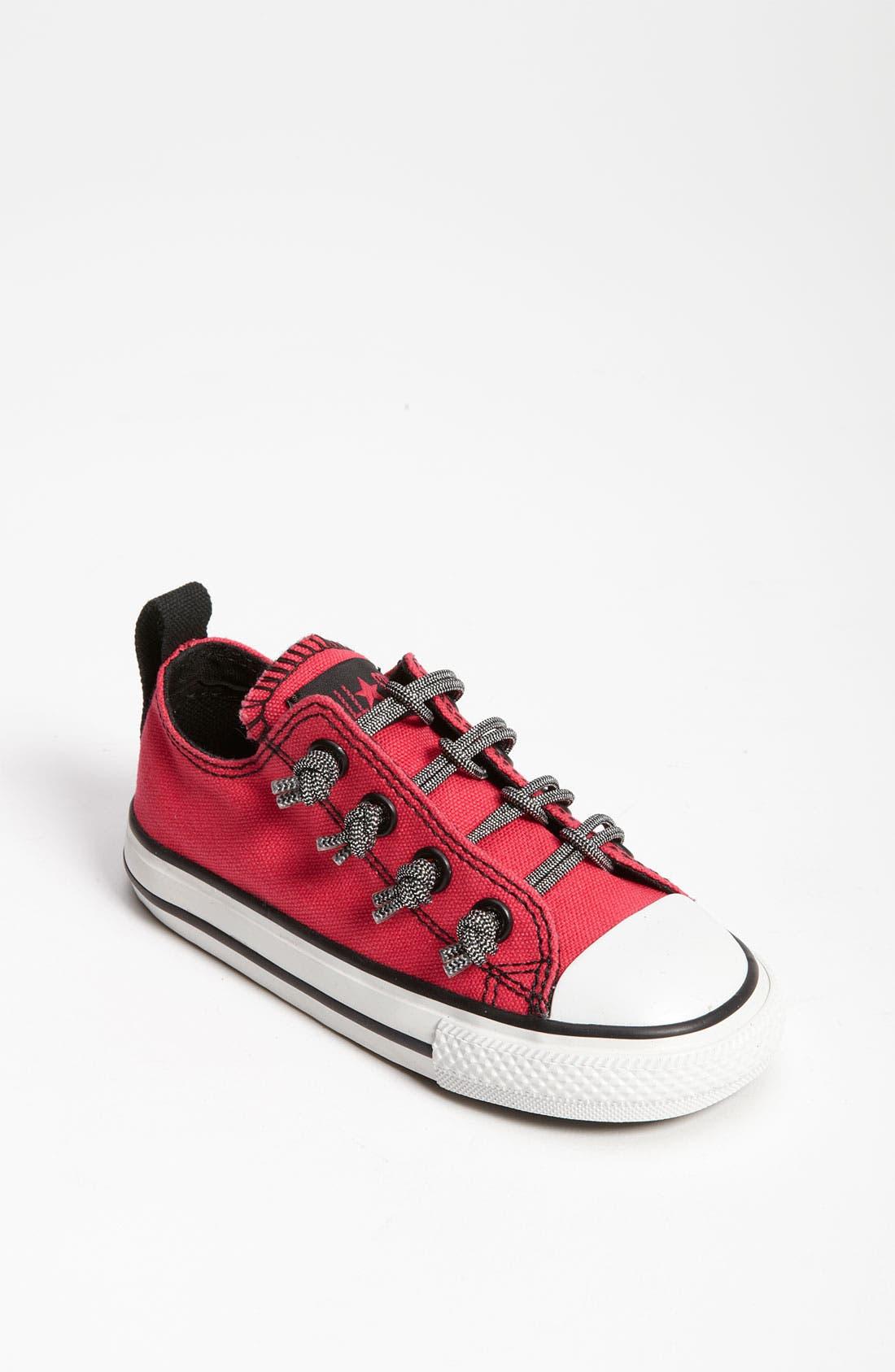 Alternate Image 1 Selected - Converse Chuck Taylor® 'Loop 2 Knot' Sneaker (Baby, Walker & Toddler)