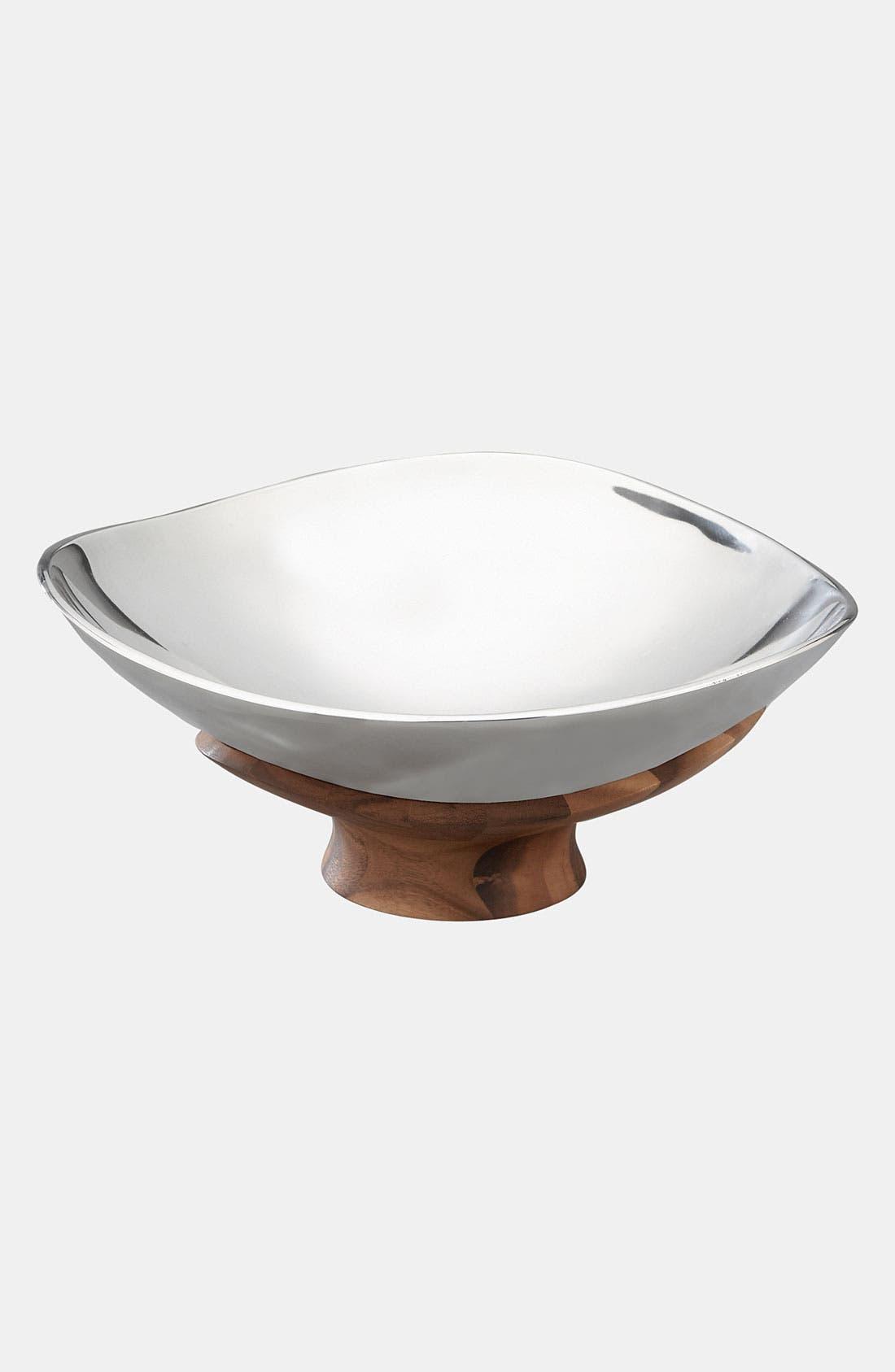 Alternate Image 1 Selected - Nambé 'Cradle' Pasta Bowl