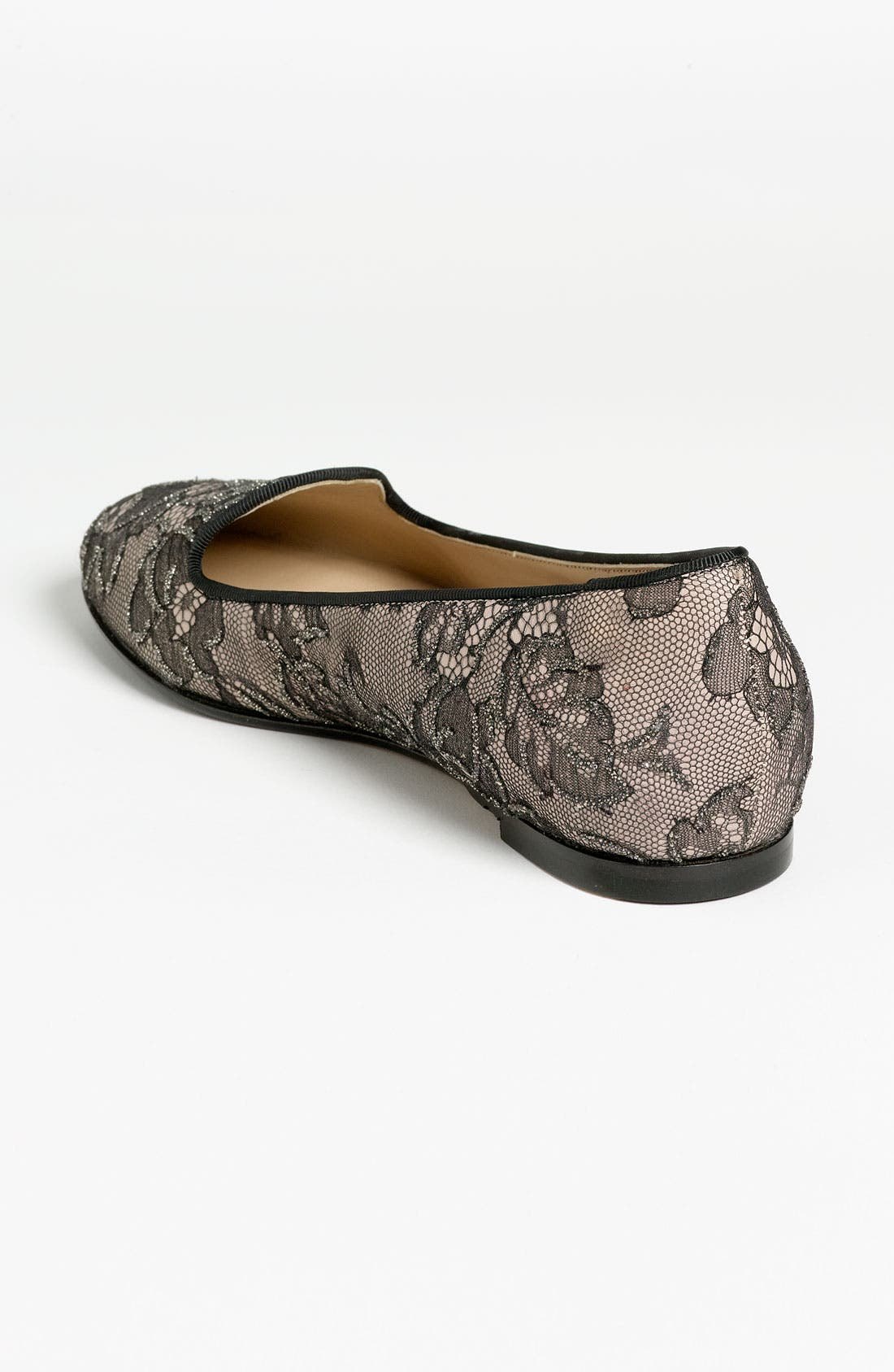 Alternate Image 2  - Valentino 'Lace Art' Slipper