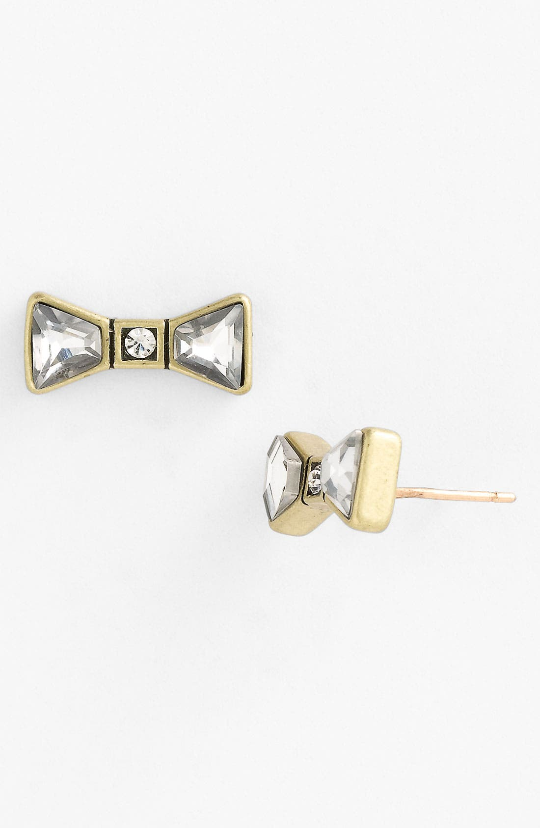 Alternate Image 1 Selected - MARC BY MARC JACOBS 'ID Jewels' Bow Earrings