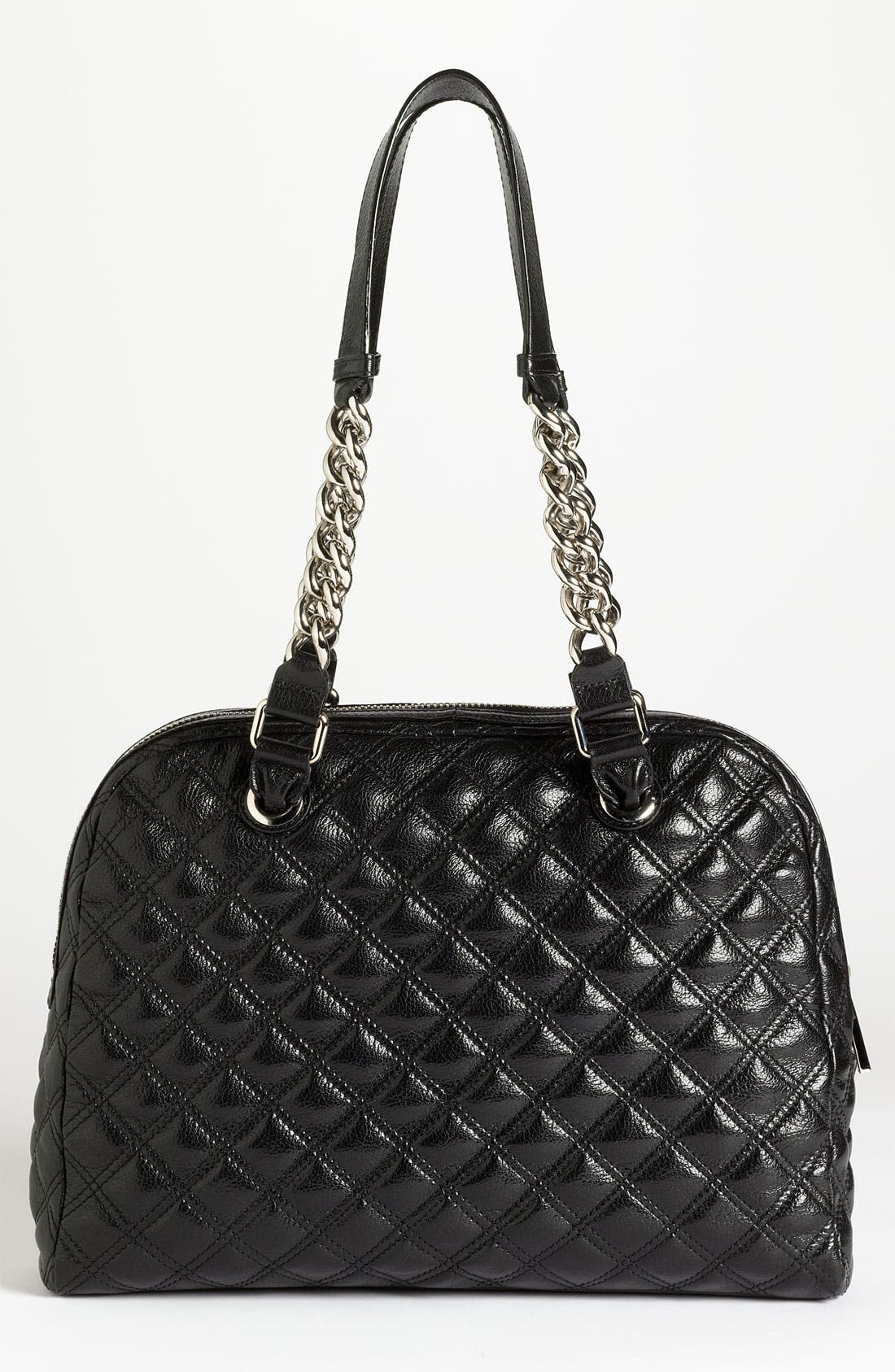 Alternate Image 4  - MARC JACOBS 'Karlie' Leather Shoulder Bag