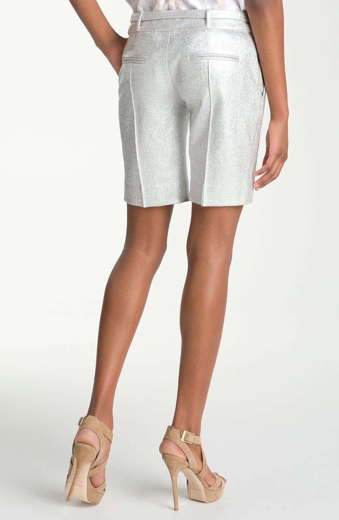 Alternate Image 2  - Diane von Furstenberg 'New Boymuda' Shorts