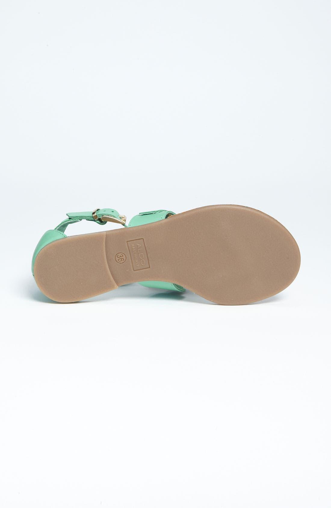 Alternate Image 4  - ALDO 'Tossie' Sandal