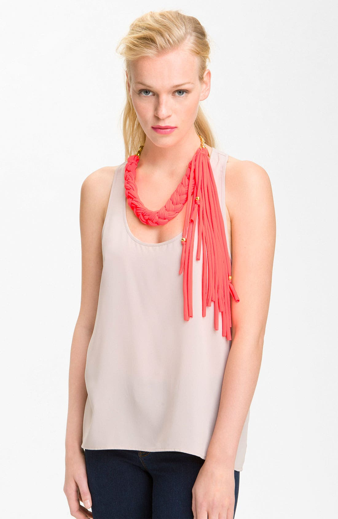 Main Image - Sixter Scarf Necklace